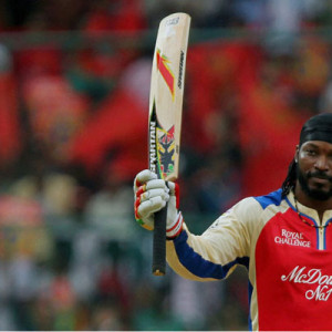 Chris Gayle 175 not out Pepsi ipl 6 t20 rcb