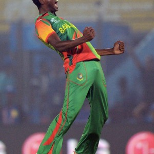 Al-Amin Hossain : Player Of The Match