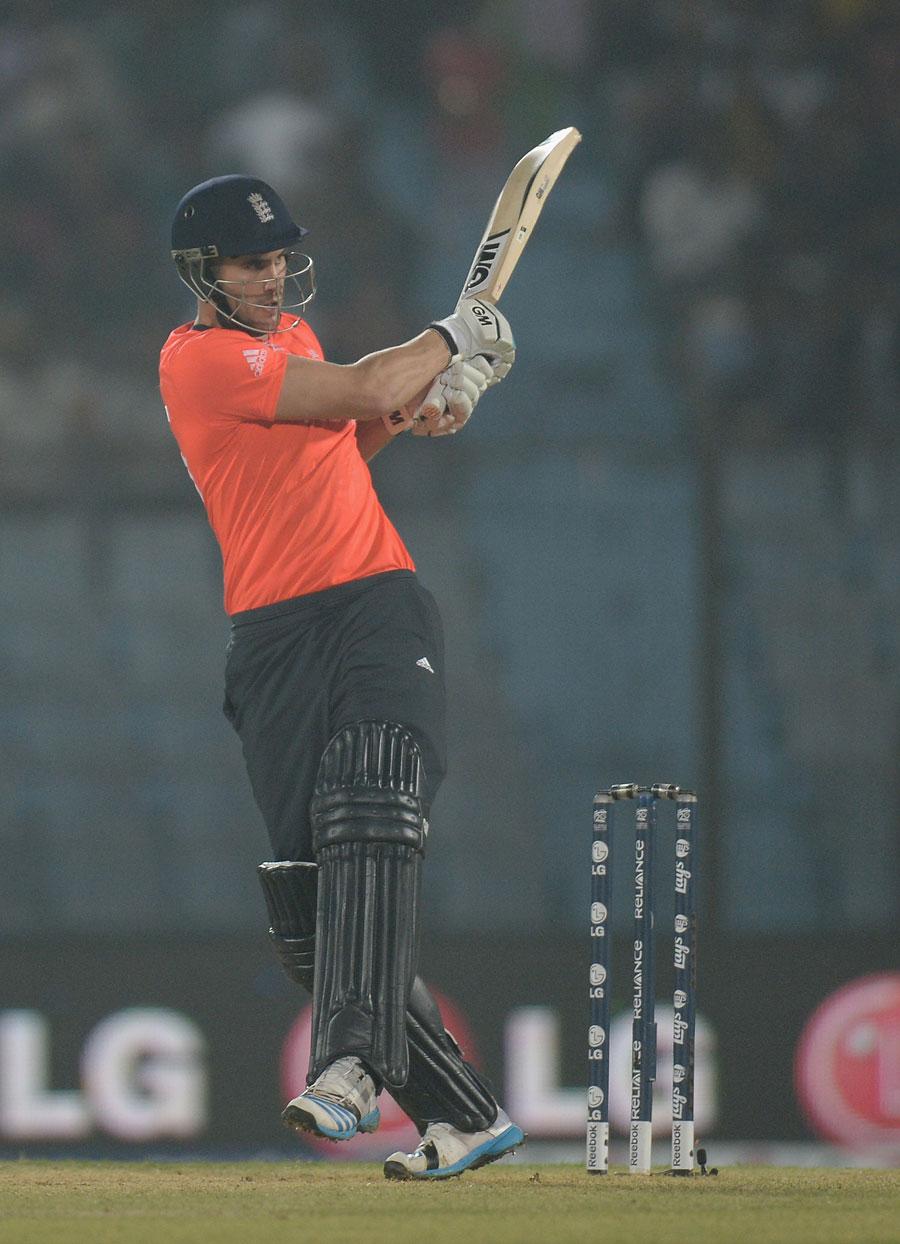 Alex Hales - First English Man To Hit A Century In Twenty20 International Cricket