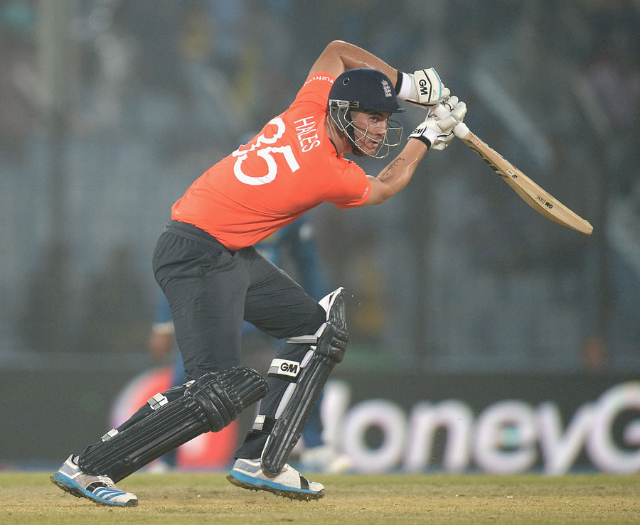 Alex Hales (England) - Player Of The Match