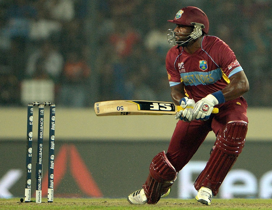 Dwayne Smith (West Indies) - Player Of The Match