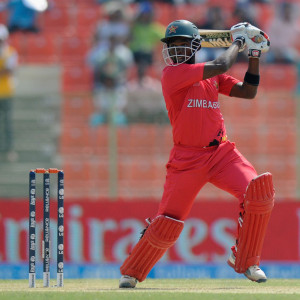 Elton Chigumbura Smashes for 53* in 21 Balls - Player Of The Match