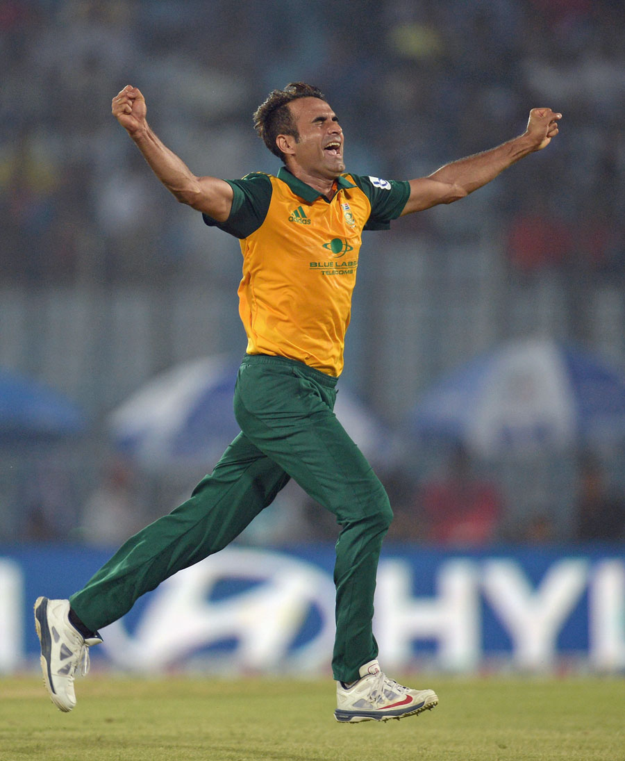 Imran Tahir (South Africa) - Player Of The Match