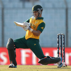 JP Duminey - Player Of The Match
