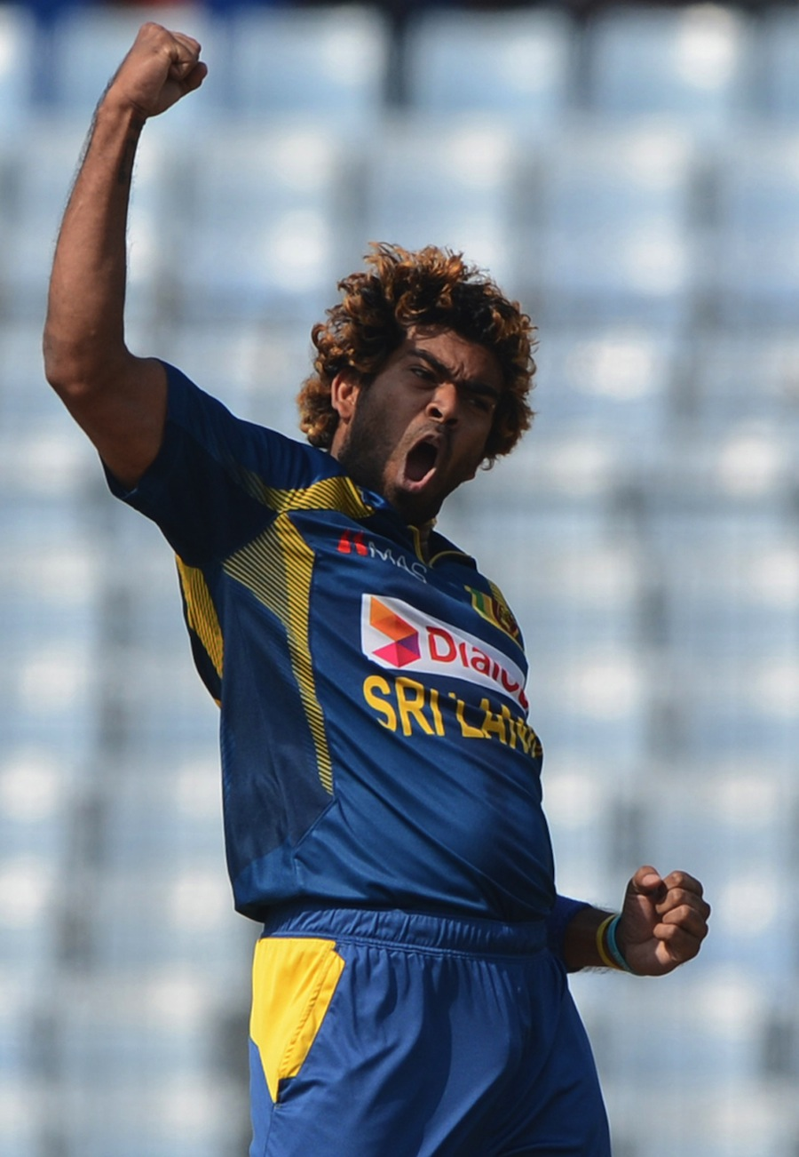 Lasith Malinga Man Of The Match On Final Match Of Asia Cup One Day International Cricket 2014