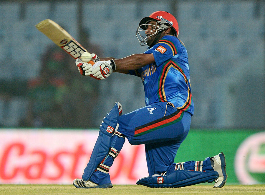 Mohammad Shahzad - Player Of The Match