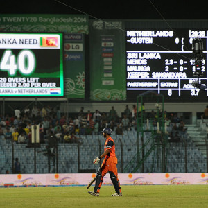 Netherlands - Lowest T20 Score In International Cricket