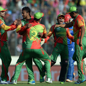 Shakib Al Hasan Got 3 Wickets And Bangladesh Won The 1st Match Of ICC T20 World Cup 2014