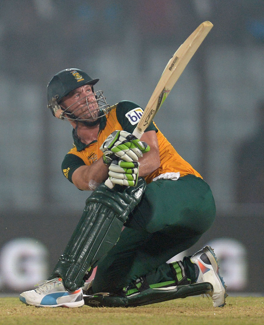 AB de Villiers (South Africa) - Player Of The Match