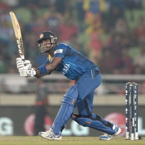 Angelo Mathews (Sri Lanka) - Player Of The Match