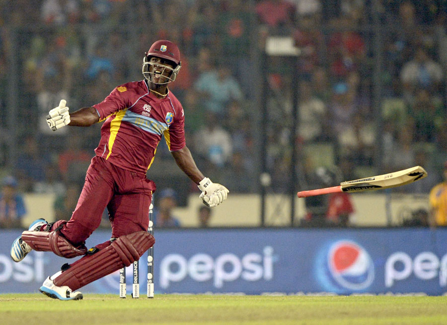 Darren Sammy (WI) - Player Of The Match