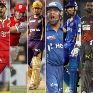IPL 2014: Retained Players List (IPL 7)