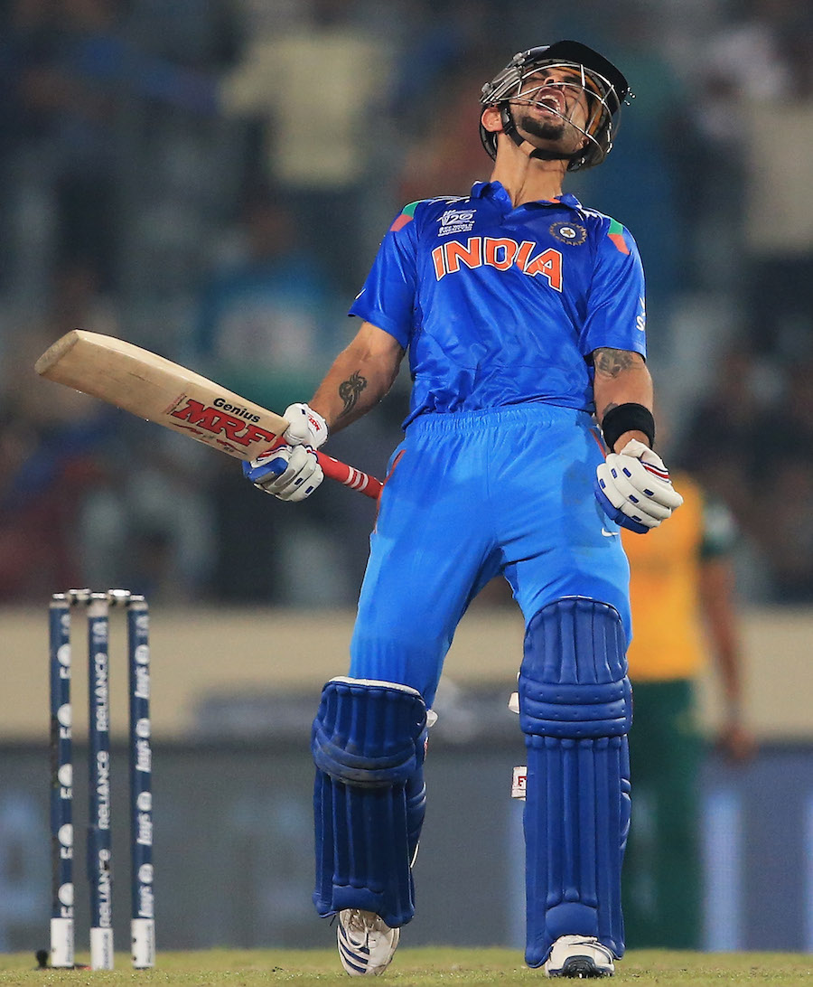 Virat Kohli (India) - Player Of The Match