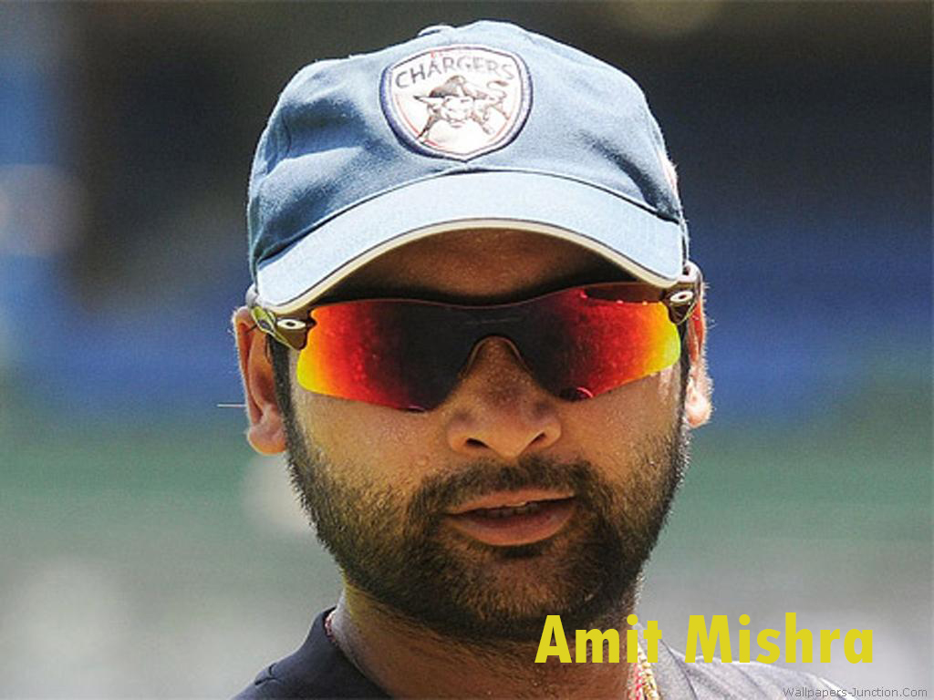 Amit Mishra In World Cup 2015