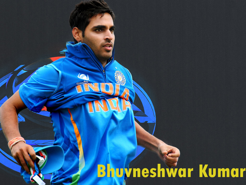 Bhuvneshwar Kumar In World Cup 2015