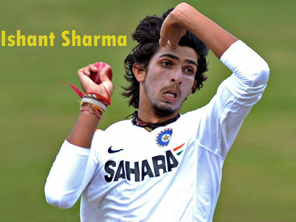 Ishant Sharma In World Cup 2015