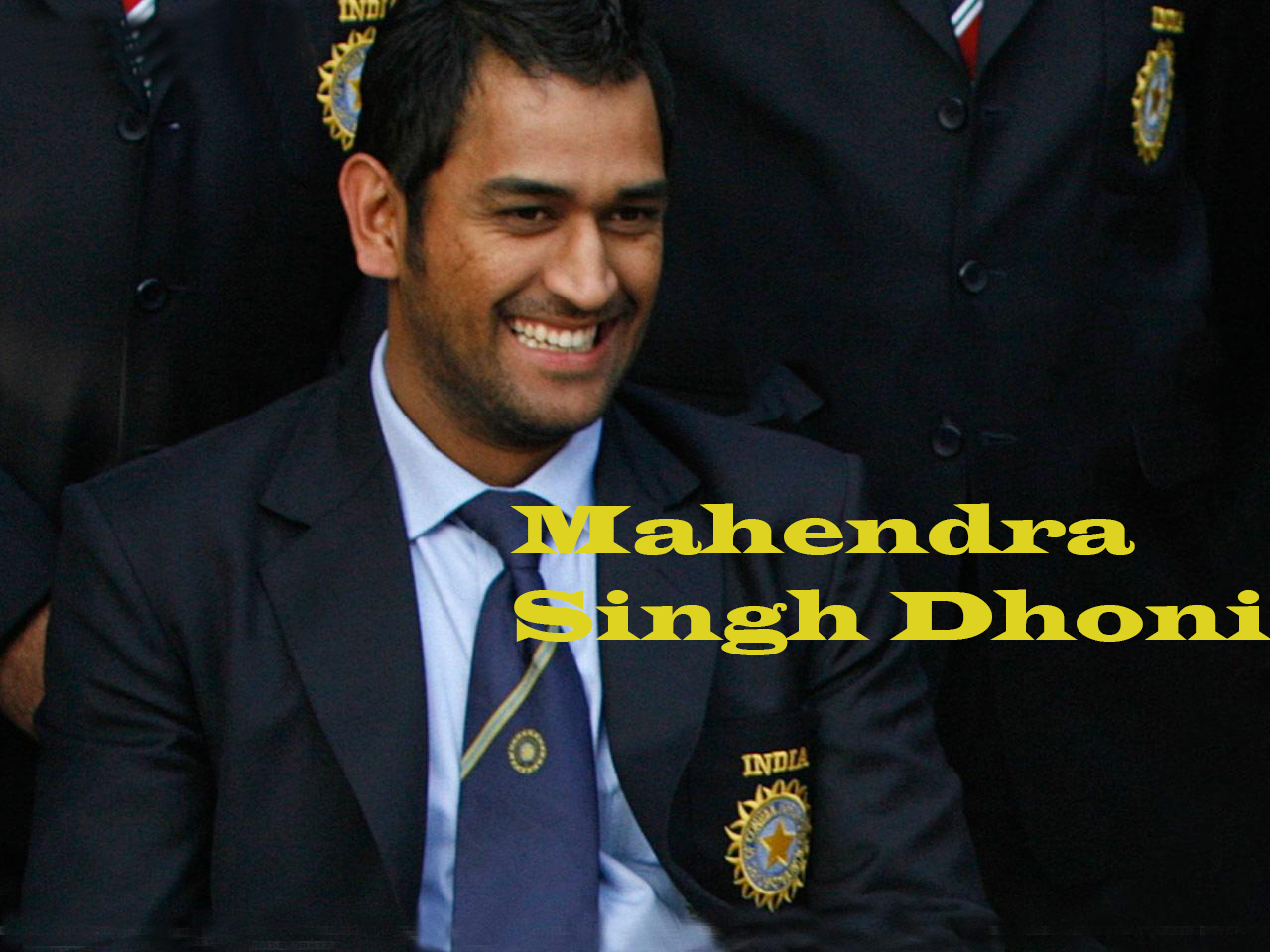 Mahendra Singh Dhoni In World Cup 2015