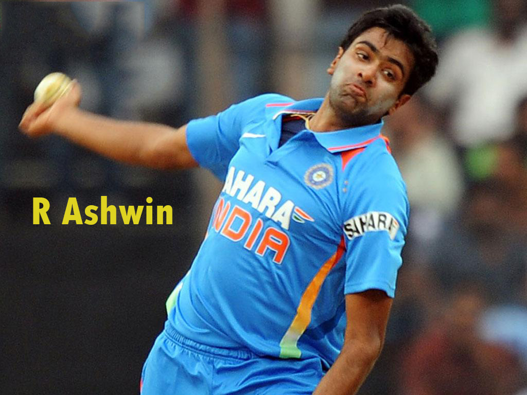 Ravichandran Ashwin In World Cup 2015