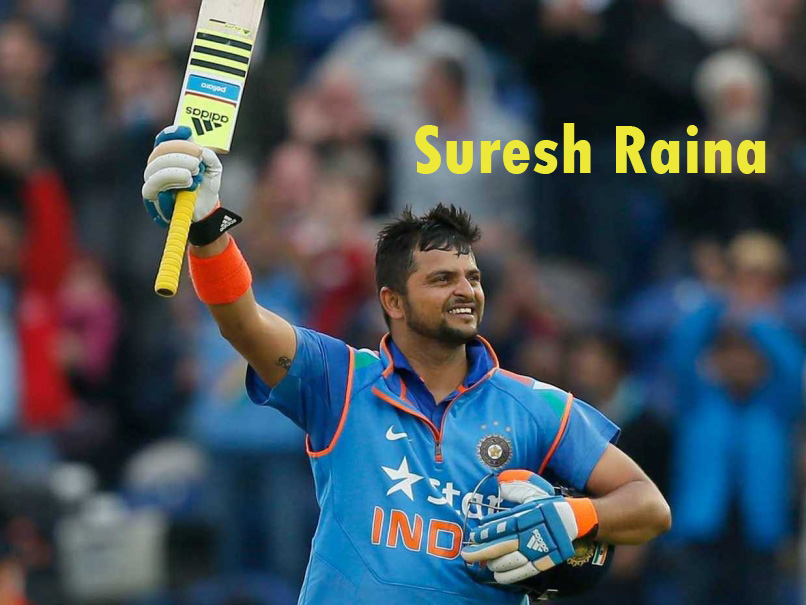 Suresh Raina In World Cup 2015