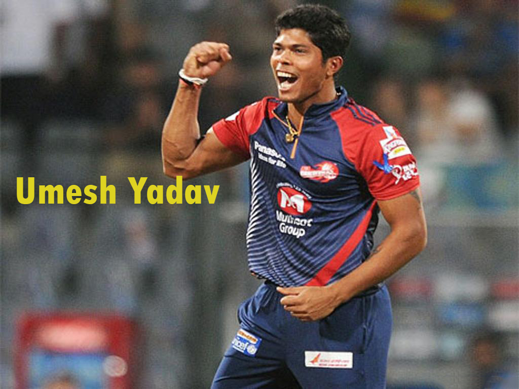 Umesh Yadav In World Cup 2015