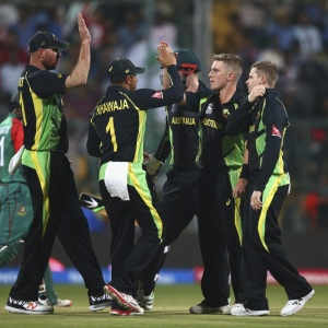 Bangladesh vs Australia Scorecard Details - 22nd Match World T20 2016