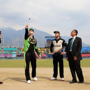New Zealand vs Australia Scorecard Details - 17th Match World T20 2016