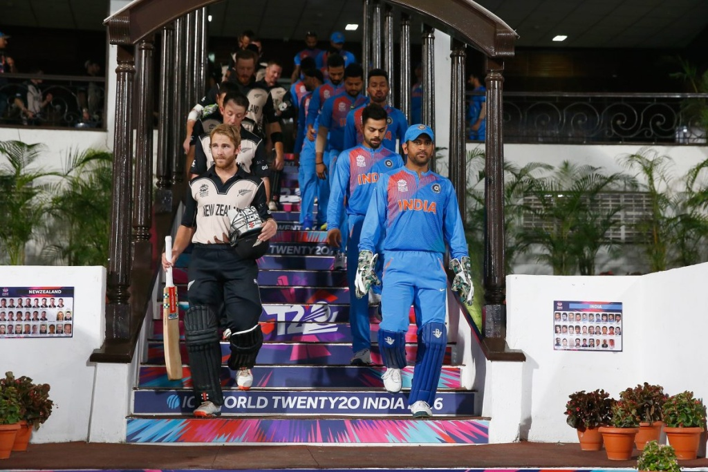New Zealand vs India Scorecard Details - 13th Match World T20 2016