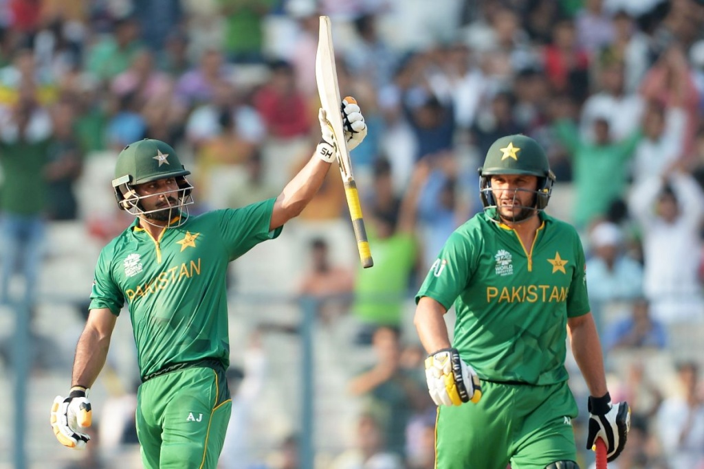 Pakistan vs Bangladesh Scorecard Details - 14th Match World T20 2016