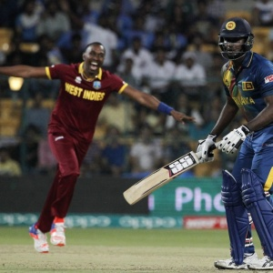 Sri Lanka vs West Indies Scorecard Details - 21st Match World T20 2016